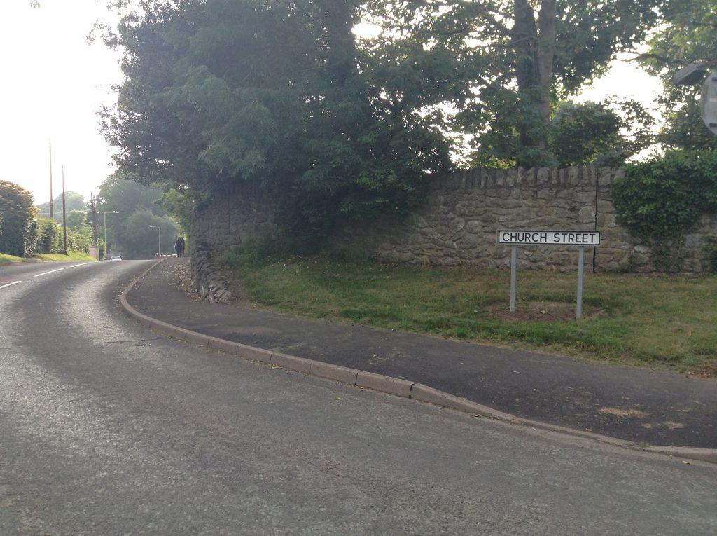Church Street Walls