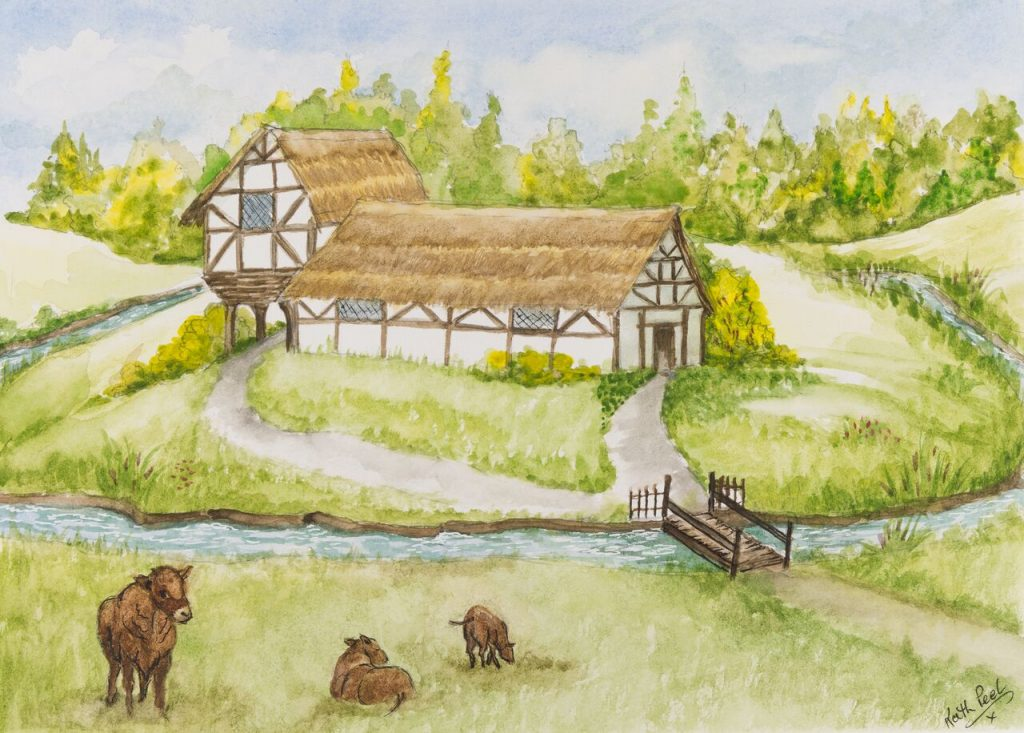 Greenways Farm (Artistic Impression )